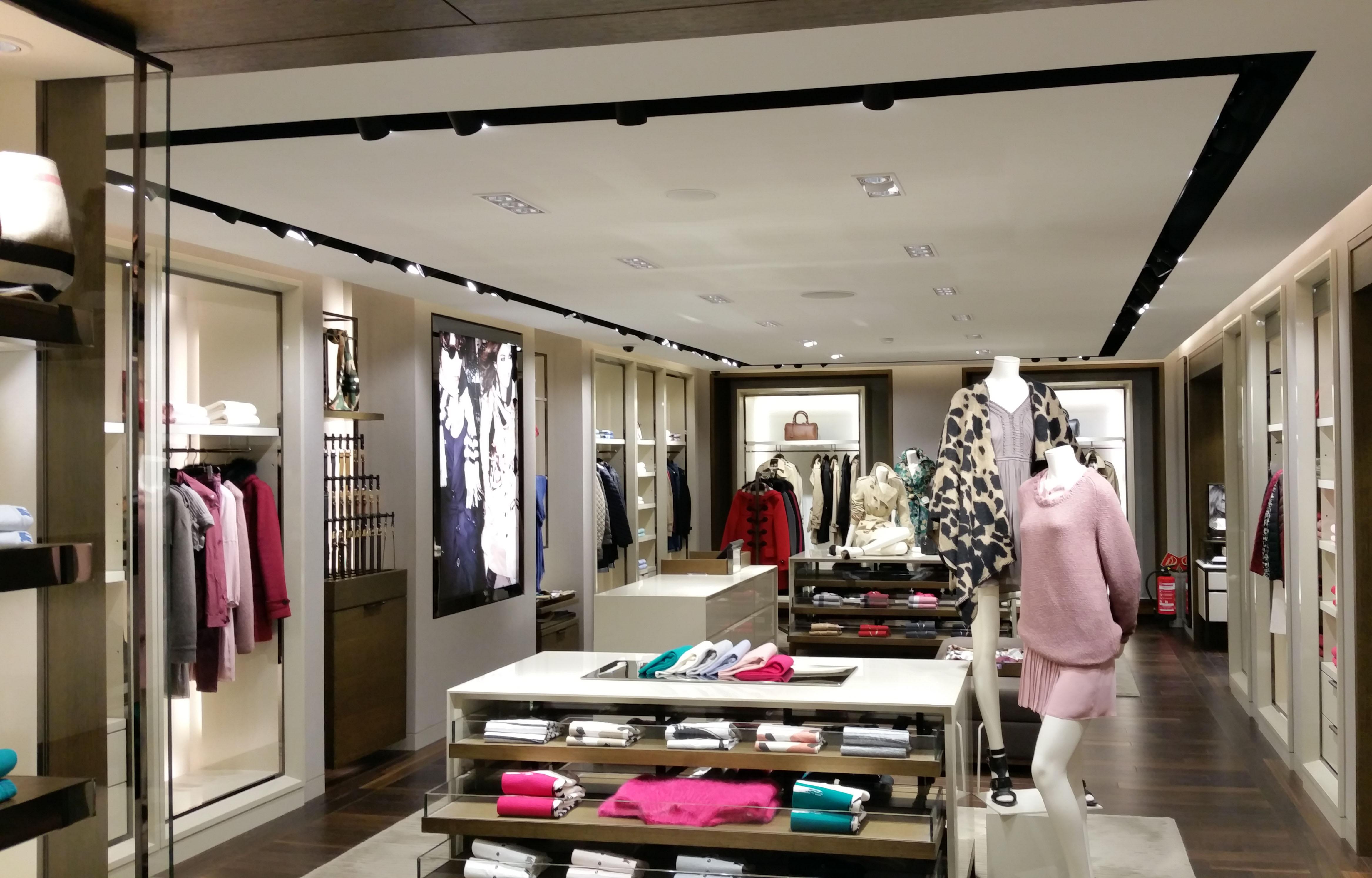 Beleuchtung Shop   Farbechte Led Beleuchtung Fur Shops Und Hotels Campinginfo24 De